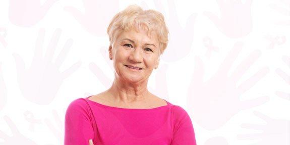 סרטן השד בגיל מתקדם