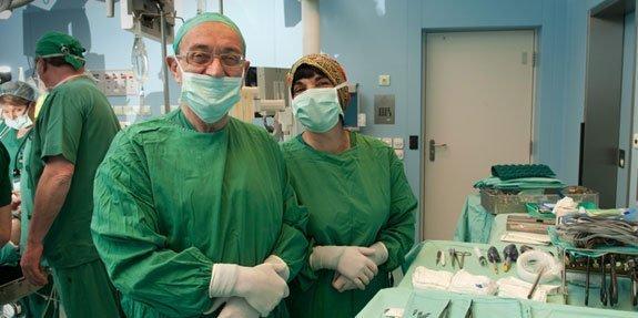 ניתוח כירורגי- פרופ' צ'רניאק