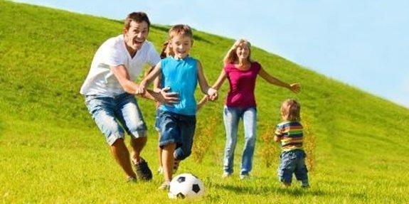 פעילות גופנית וילדים