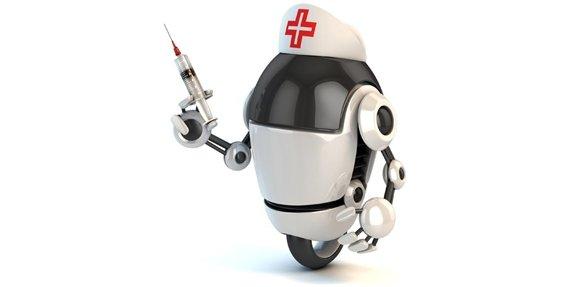 רובוט בריאטרי