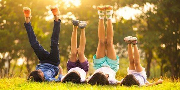 התבגרות מוקדמת של בנות