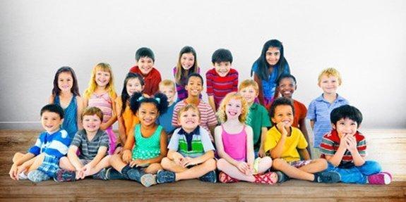 ילדים שמנים בעולם