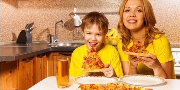 איך ילדי ישראל אוכלים
