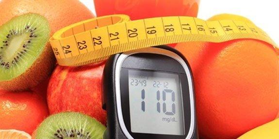דיאטה וסוכרת