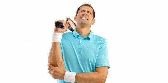 מרפק טניס מרפק גולף